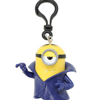 Minions Gone Batty Figure Key Chain