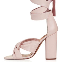 ROSA Knotted High Sandals