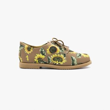 Flor do Sol Oxford - Insecta Shoes