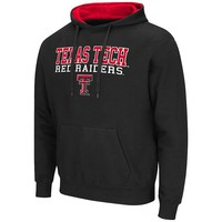 Colosseum Texas Tech Red Raiders Pullover Hoodie
