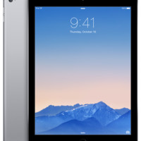 iPad Air 2 Wi-Fi + Cellular 128GB - Space Gray - Apple