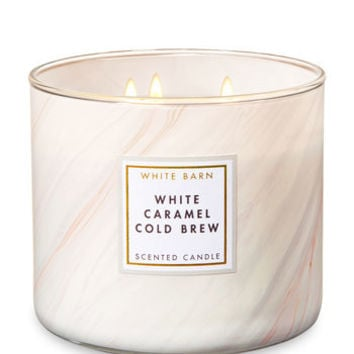WHITE CARAMEL COLD BREW3-Wick Candle