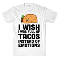 TACOS FOR EMOTIONS TEE