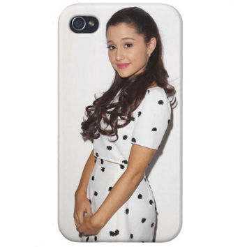 Ariana Grande iPhone 4/4s/5 & iPod 4 Case by harrysfirstwife