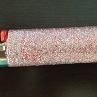 Glitter Lighter 3 for 10 dollars by SparklySmokes on Etsy