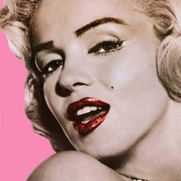 Marilyn Monroe Classic Portrait Poster 24x36