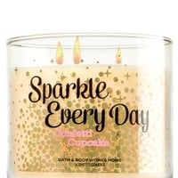3-Wick Candle Sparkle Every Day