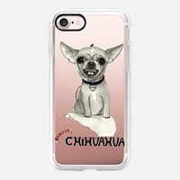 Danger! Chihuahua iPhone 7 Case by Barruf | Casetify