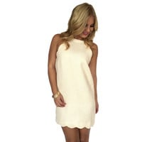 Everything I Love Dress In Cream