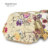 On Sale Hot Sale Beauty Hot Deal Korean Floral Ladies Fashion Stylish Bags Make-up Bag [8958079559]