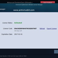 Advanced SystemCare 10 Beta Key with Crack Free Download