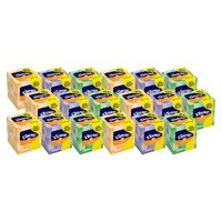 Kleenex® Anti-Viral* Tissues, Upright 18 Boxes assorted colors
