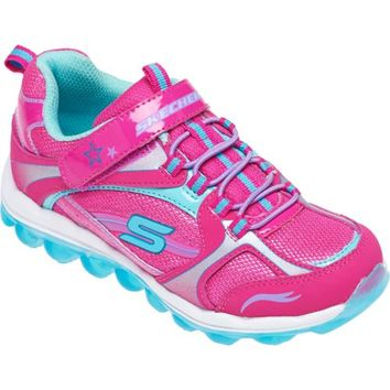 SKECHERS Girls' Skech-Air Athletic Lifestyle Shoes   Academy