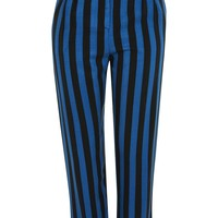 Humbug Striped Trousers - Clothing