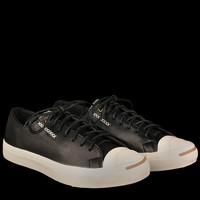 UNIONMADE - Converse - Jack Purcell Cross Stitch OX in Black