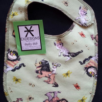 Where the Wild Things Are Baby Bib - Infant
