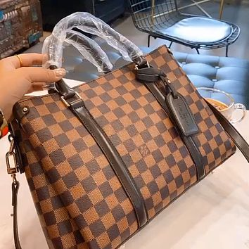 LV Retiro Checkerboard Presbyopia Women's Handbag Shoulder Bag Crossbody Bag