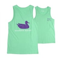 Palmetto Moon | Southern Marsh Authentic Tank Top | Palmetto Moon