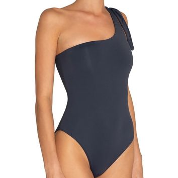 So Solid Marion One Piece Swimsuit
