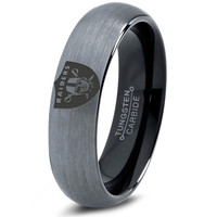 Oakland Raiders Ring Mens Fanatic NFL Sports Football Boys Girls Womens NFL Jewelry Fathers Day Gift Tungsten Carbide 233B