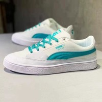 PUMA Popular Women Casual Leather Flat Sport Shoes Sneakers