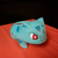 Bulbasaur or Oddish Planters in 3 sizes