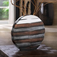Commix Contemporary Decorative Vase