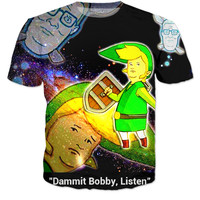 Legend of bobby hill. a hank to the past