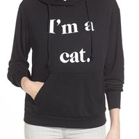 Wildfox 'I'm a Cat' Hoodie | Nordstrom