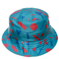 Q Boy School Bucket Hat