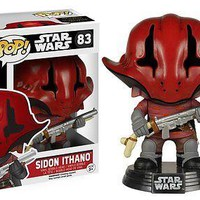 Funko Pop Star Wars: Episode 7 - Sidon Ithano Vinyl Figure