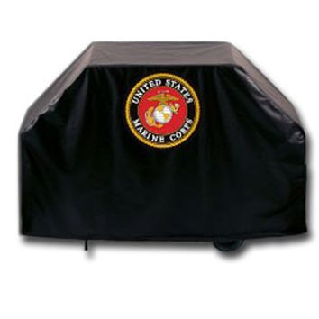 """60"""" Marine Corps Grill Cover - Outdoor Decor - Home Decor - Gifts 