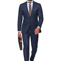 Suit Blue Stripe Sienna P4700i   Suitsupply Online Store