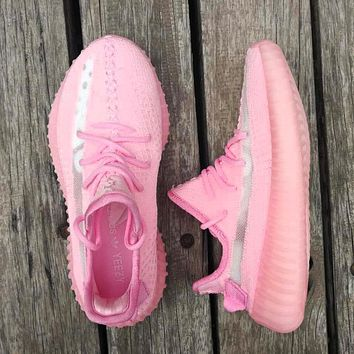 Wearwinds ADIDAS YEEZY 350 BOOST Shoes Pink SHOES SPORTS SNEAKERS