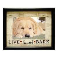 New View Dog 4'' x 6'' Frame (Bark)
