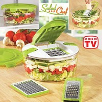 Salad Chef?- - Fresh Finds - Kitchen > Food Prep