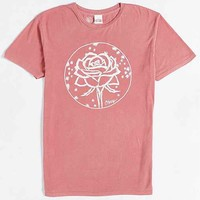 OBEY Death Plumes Pigment-Dyed Tee
