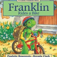 Franklin Rides a Bike (Classic Franklin Stories)