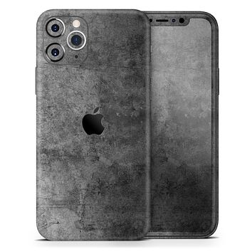 Scratched Metal Fab - Skin-Kit for the Apple iPhone 11, 11 Pro or 11 Pro Max