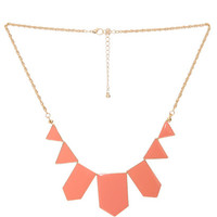7 Piece Statement Necklace | Shop St. Patty's Day at Wet Seal