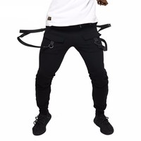 Strapped Joggers Pants