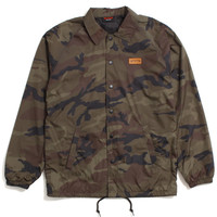 Campus Coach's Jacket Camo