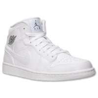 Men's Air Jordan 1 Mid Basketball Shoes