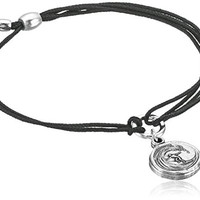 Alex and Ani Women's Kindred Cord Bracelet Surfing/Silver One Size