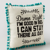 Stay In Bed Pillow