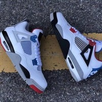 "Air Jordan 4 ""What The"" Retro Men Sneaker - Best Deal Online"