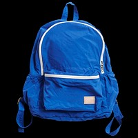 Nylon Packable Day Pack, Blue