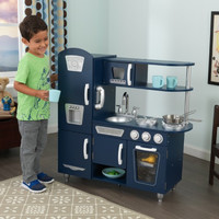 Vintage Kitchen - Navy