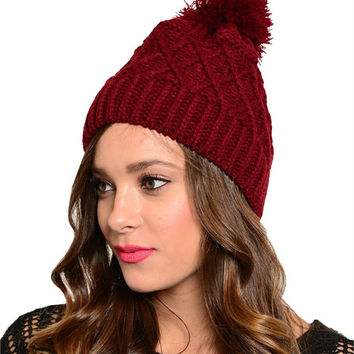 Knit Beanie (More colors)