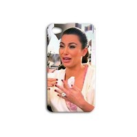 Custom Cute Funny Kim Kardashian Rubber Case iPhone Hot iPod Cool Cover Cry Baby
